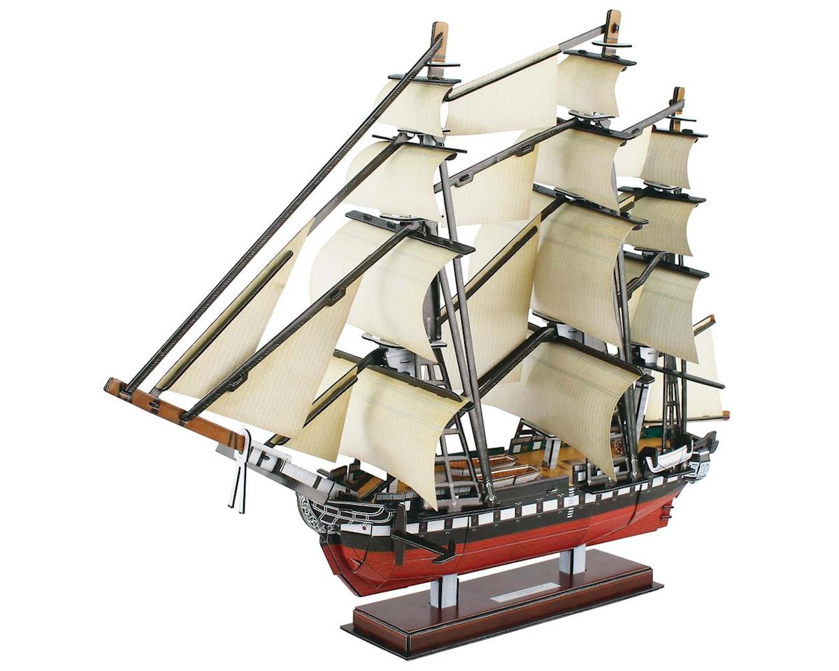 Daron Worldwide Trading CFT4024H USS Constitution 3D Puzzle 193pcs
