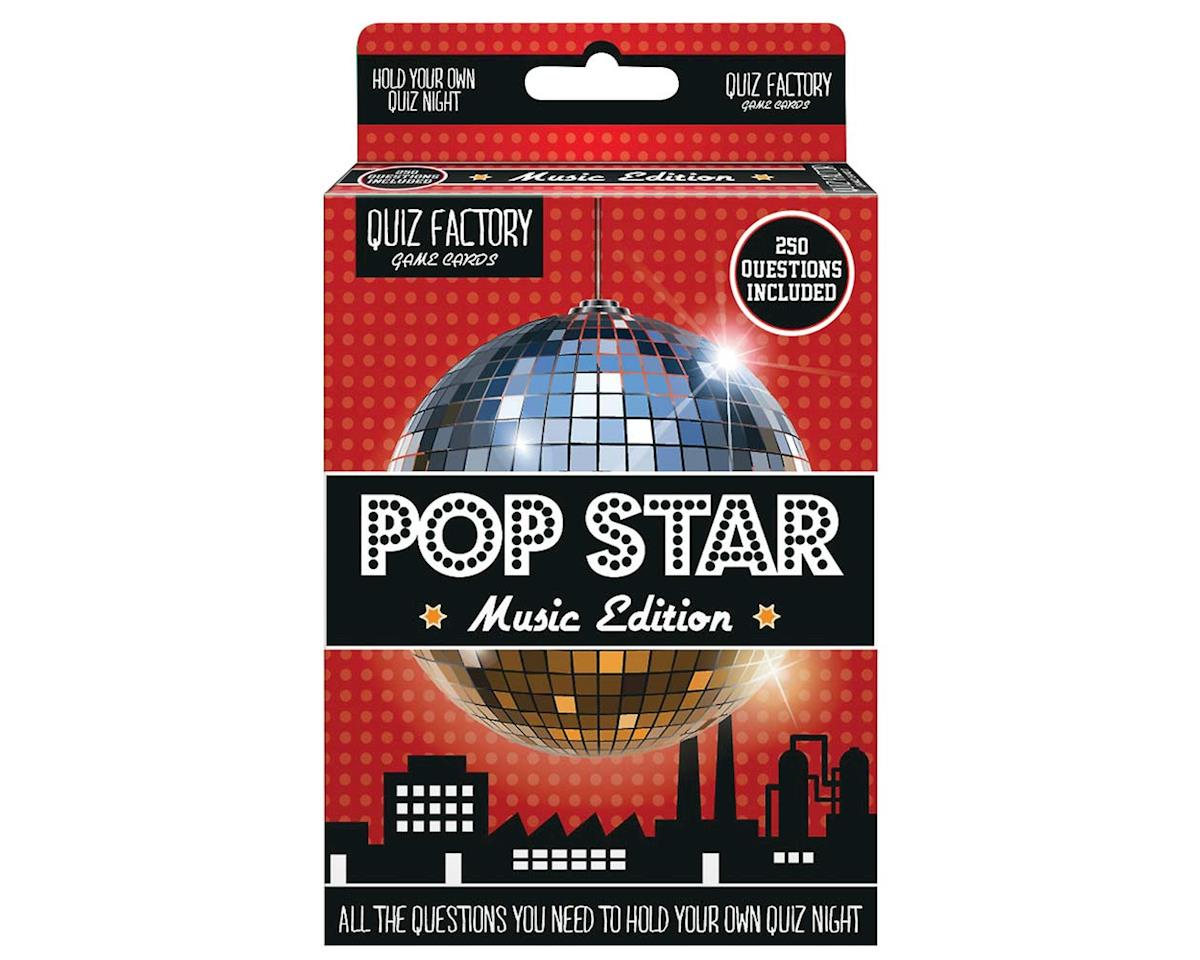 Daron Worldwide Trading FFQ002 Pop Star Music Edition Travel Game