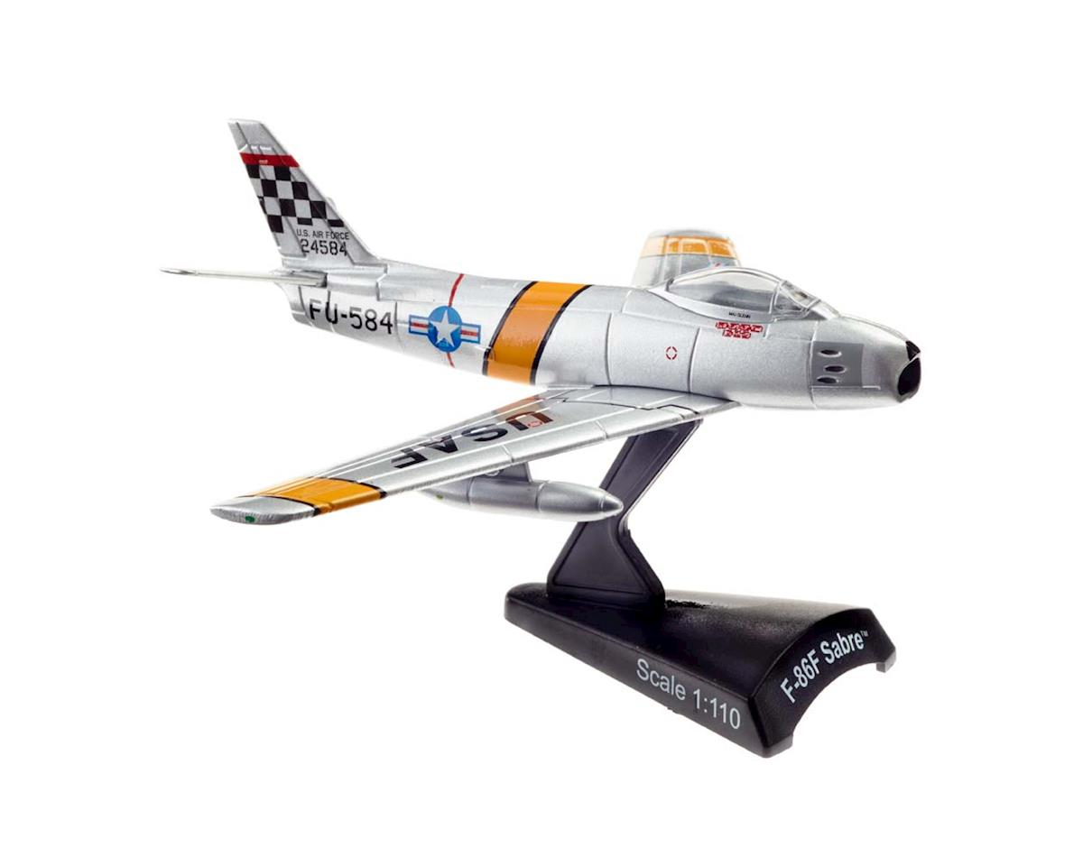 Daron Worldwide Trading PS5361-3 1/110 F-86 Sabre Mig Mad Marine