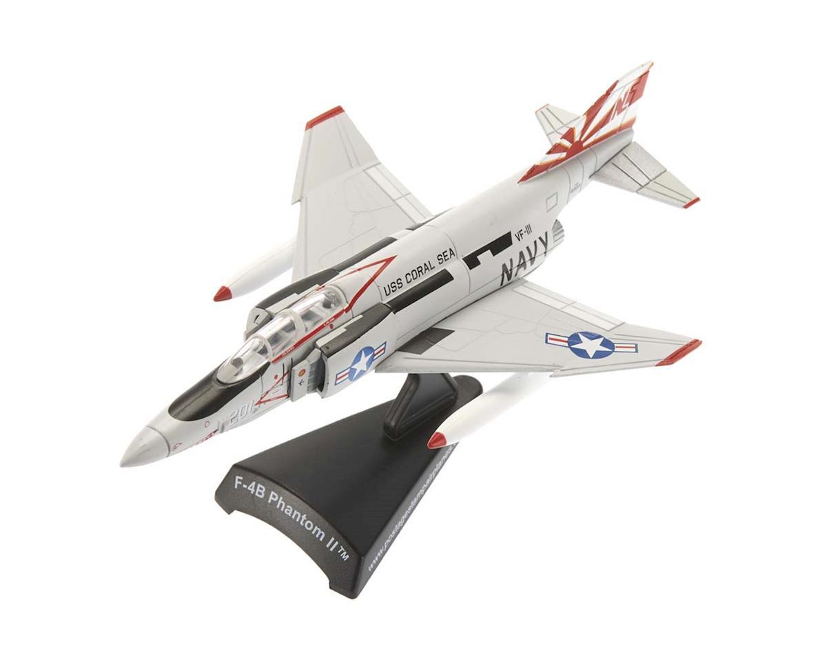 Daron Worldwide Trading PS5384-3 1/155 F-4B Phantom VF-III Sundowners USN