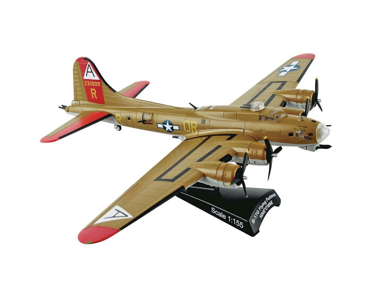 Daron Worldwide Trading PS5402-3 1/155 B-17G Flying Fortress Nine O Nine USAAF