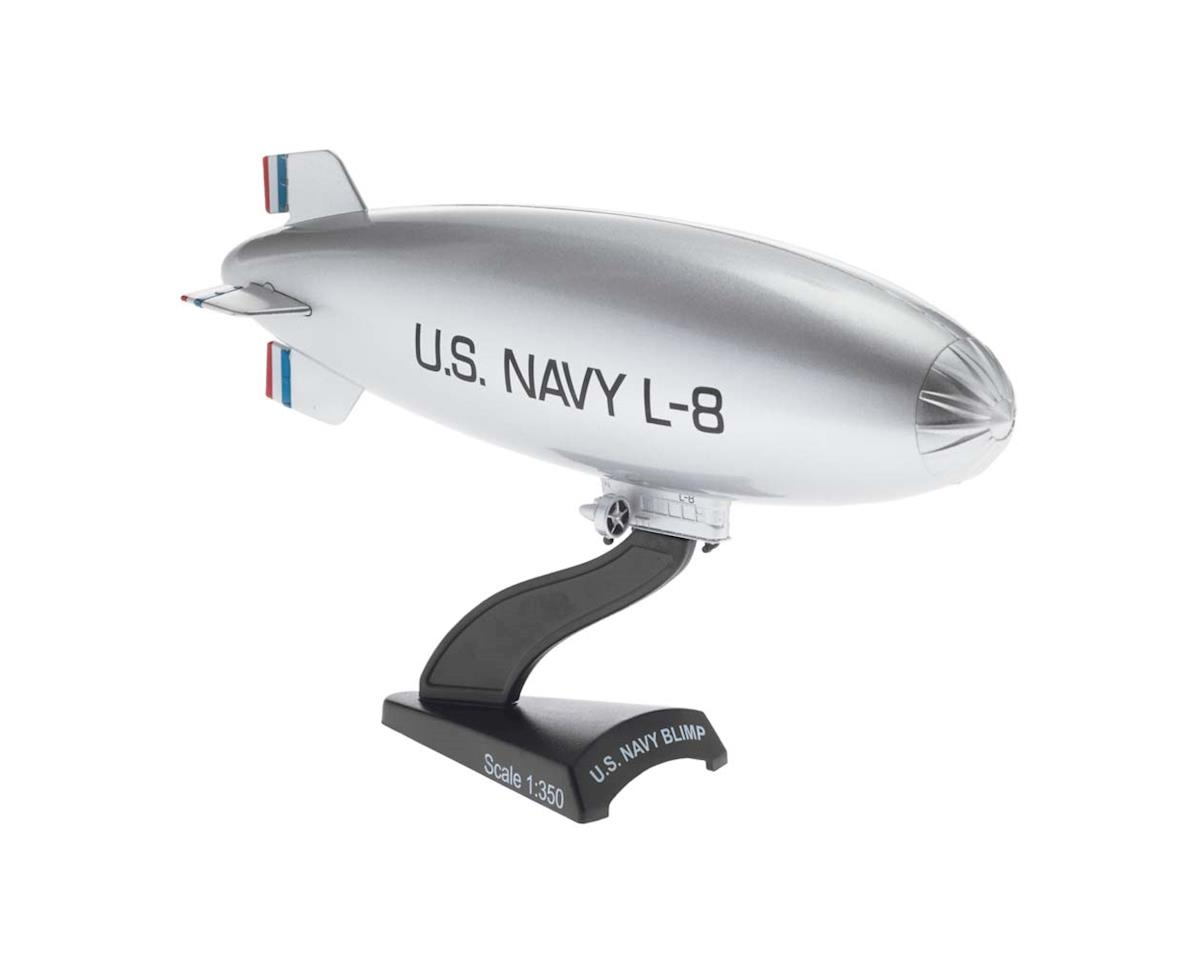 Daron Worldwide Trading PS5410-1 1/350 USN Blimp L-8 The Ghost Blimp