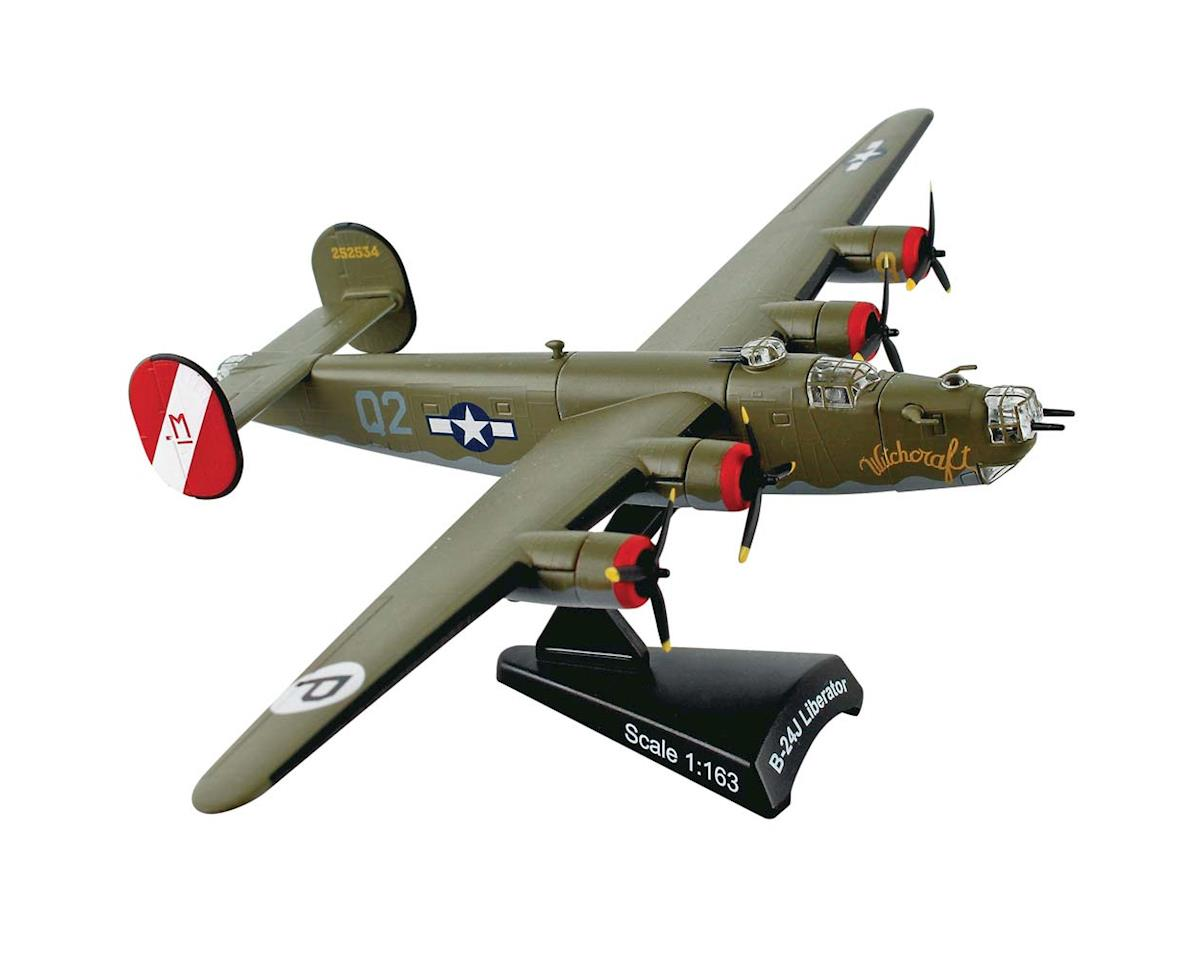 Daron Worldwide Trading PS5557-3 1/163 B-24 Liberator Witchcraft USAAF