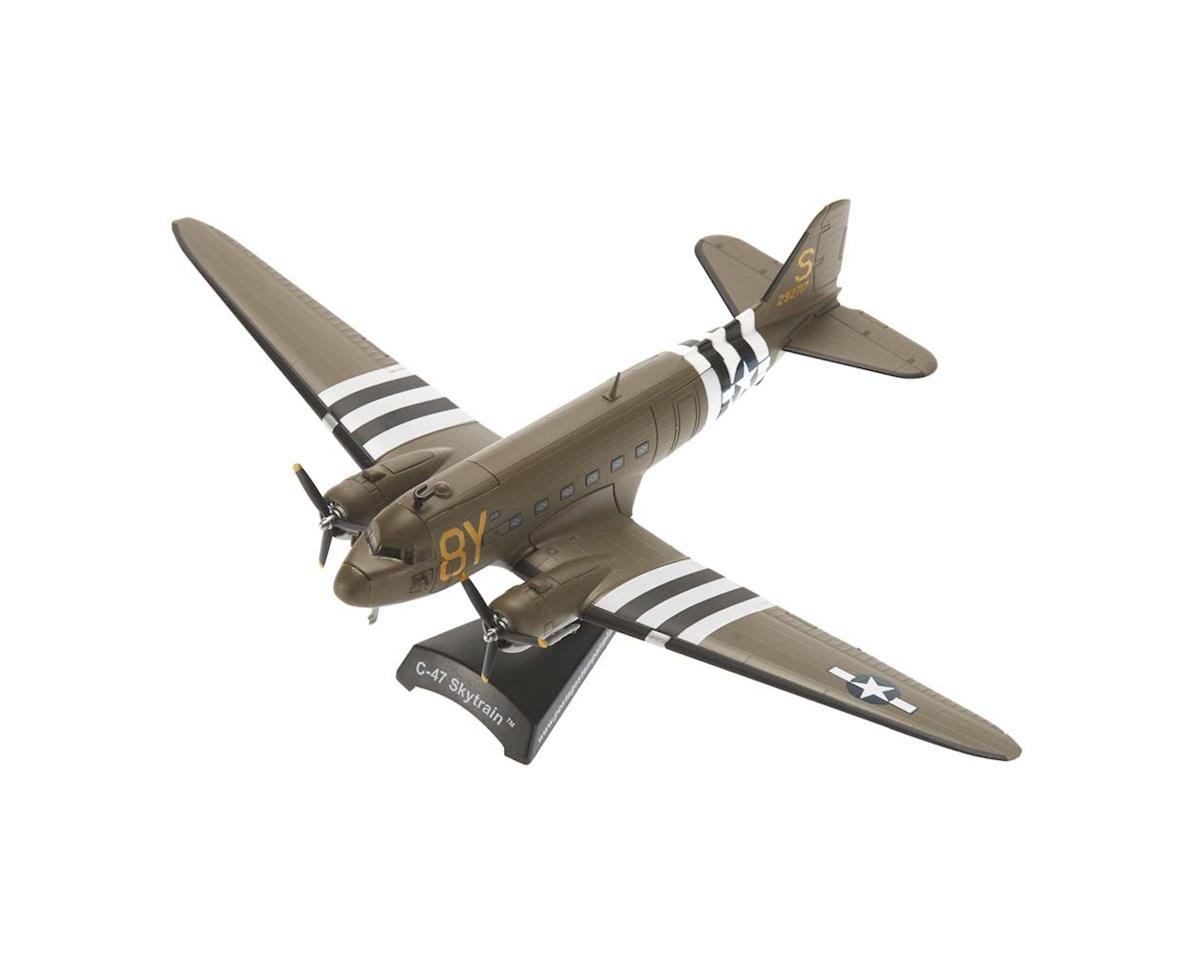 Daron Worldwide Trading PS5558-2 1/144 C-47 Skytrain Soty Hora USAAF