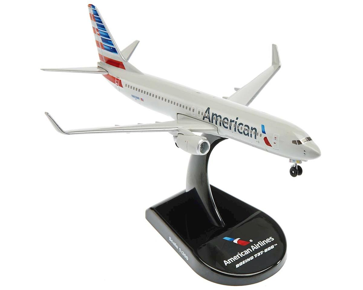 Daron Worldwide Trading PS5815-2 1/300 American Airlines 737-800