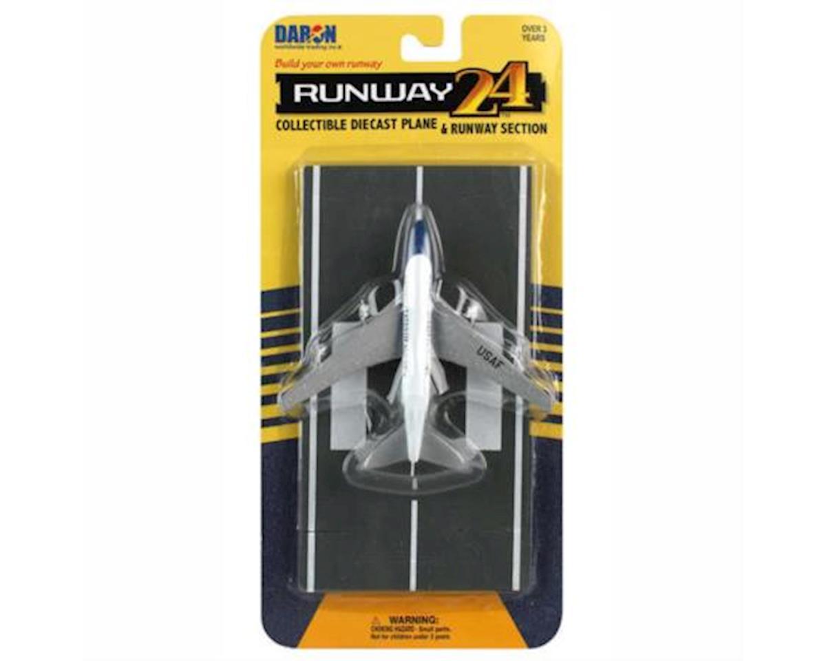 Runway24 Air Force One Boeing 747 Diecast