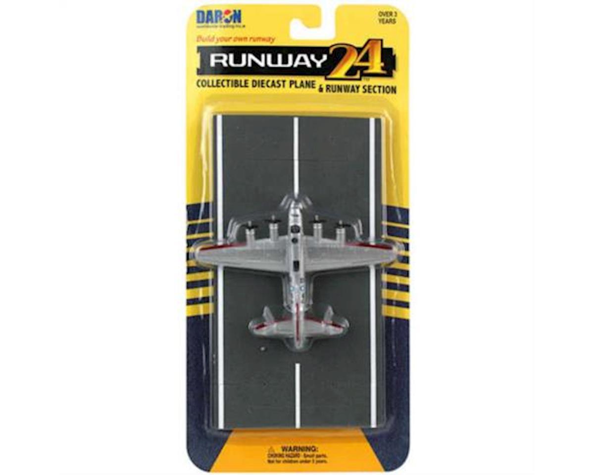 Runway24 B-17 Vehicle, Silver