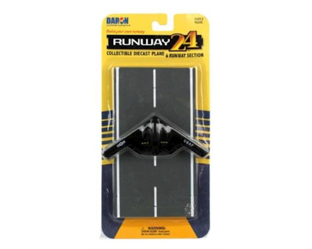Runway24 B-2 Vehicle, Black
