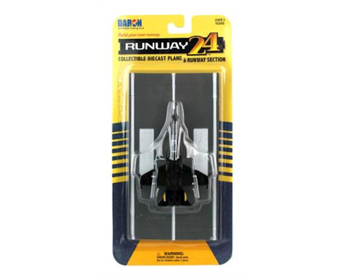 Runway24 F-18 Vehicle, Black