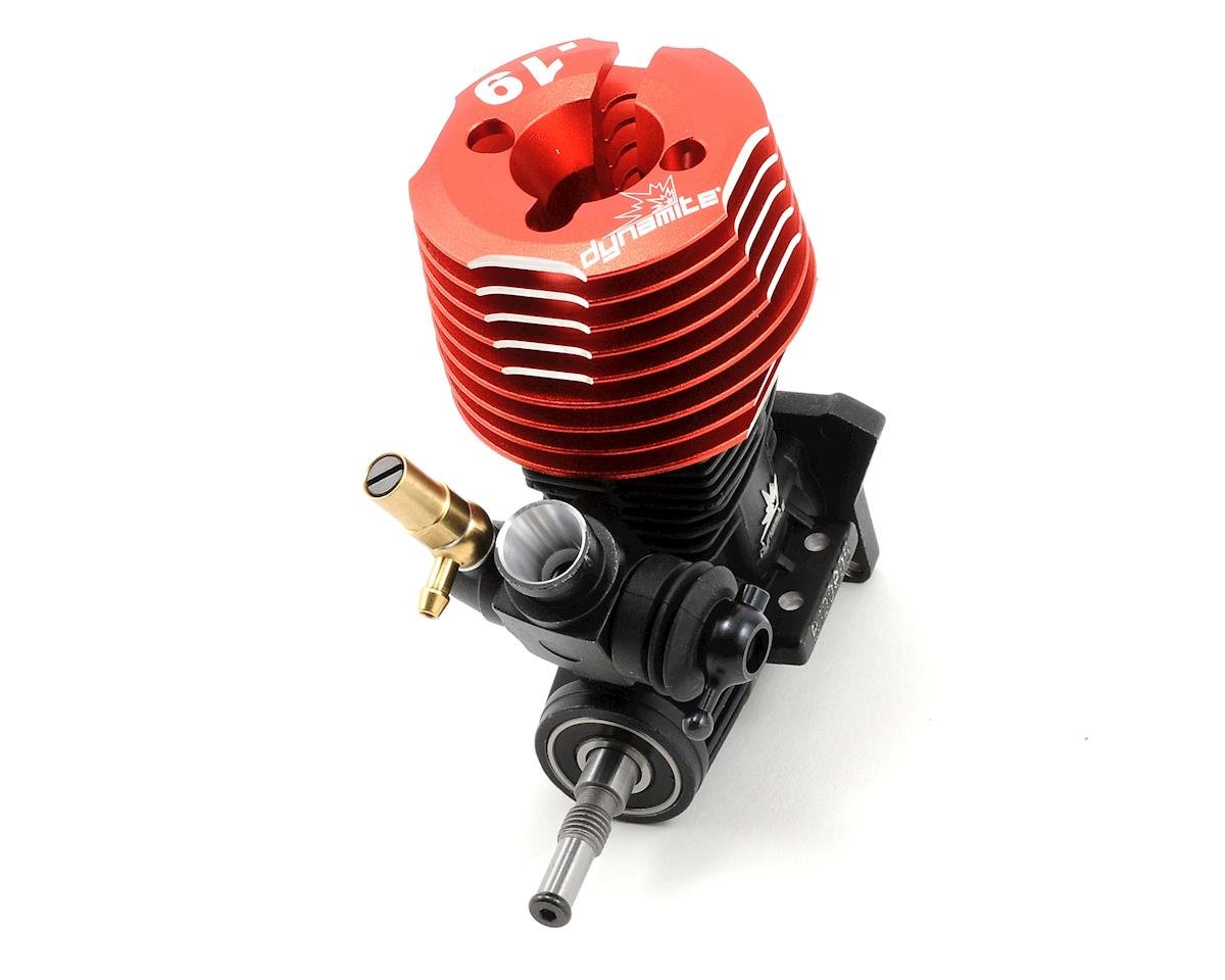 Dynamite Mach 2 .19T 5 Port Traxxas Nitro 4-Tec Vehicles Replacement Engine