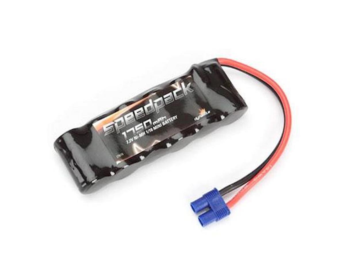 Dynamite 7.2V 1750mAh NiMH 6C Flat Battery, EC3: Minis
