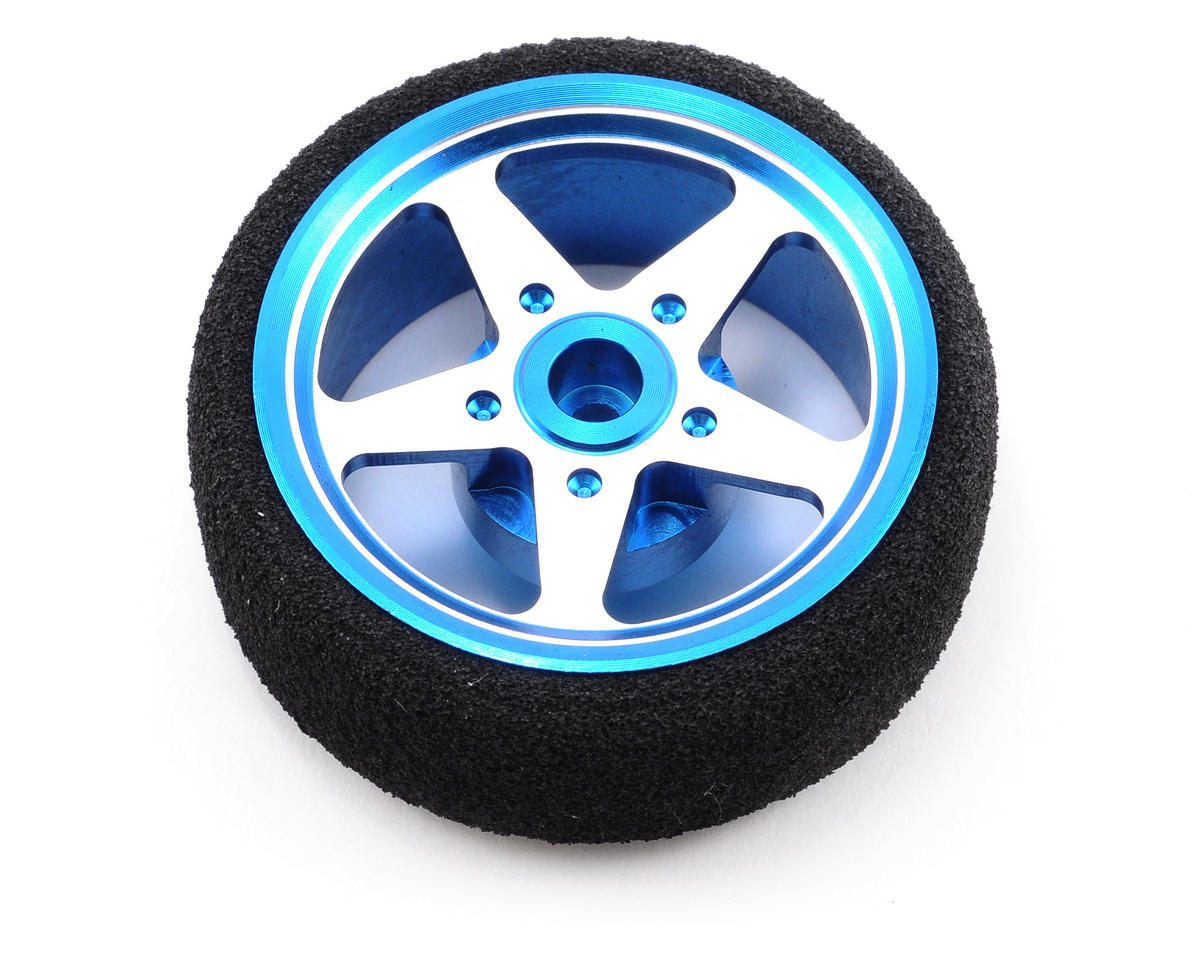 Dynamite Custom 5-Spoke Steering Wheel (Blue) (JRP)