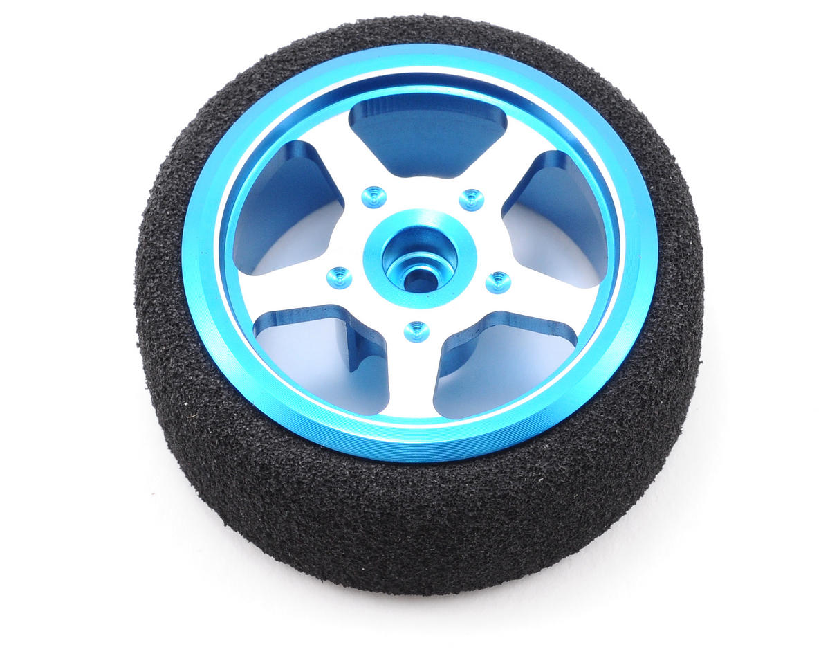 Dynamite Custom 5-Spoke Steering Wheel (Blue) (FUT)