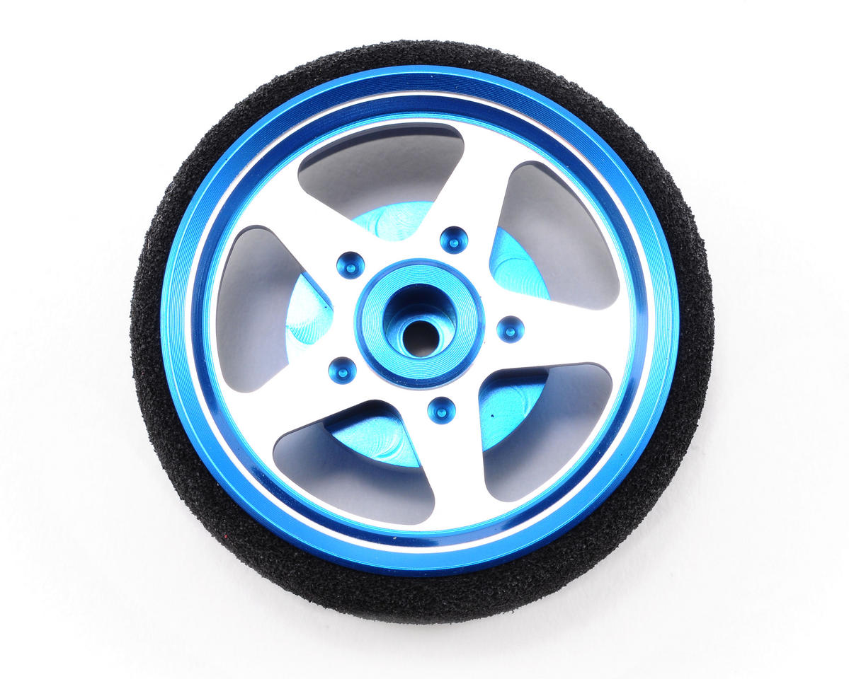 Dynamite Custom 5-Spoke Steering Wheel (Blue) (AIR)