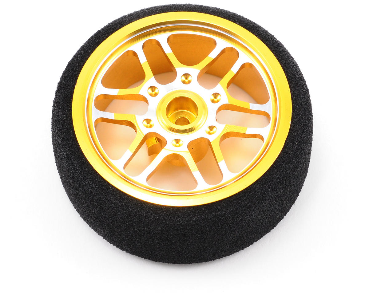Dynamite Custom BBS Steering Wheel (Gold) (KO/Z1)