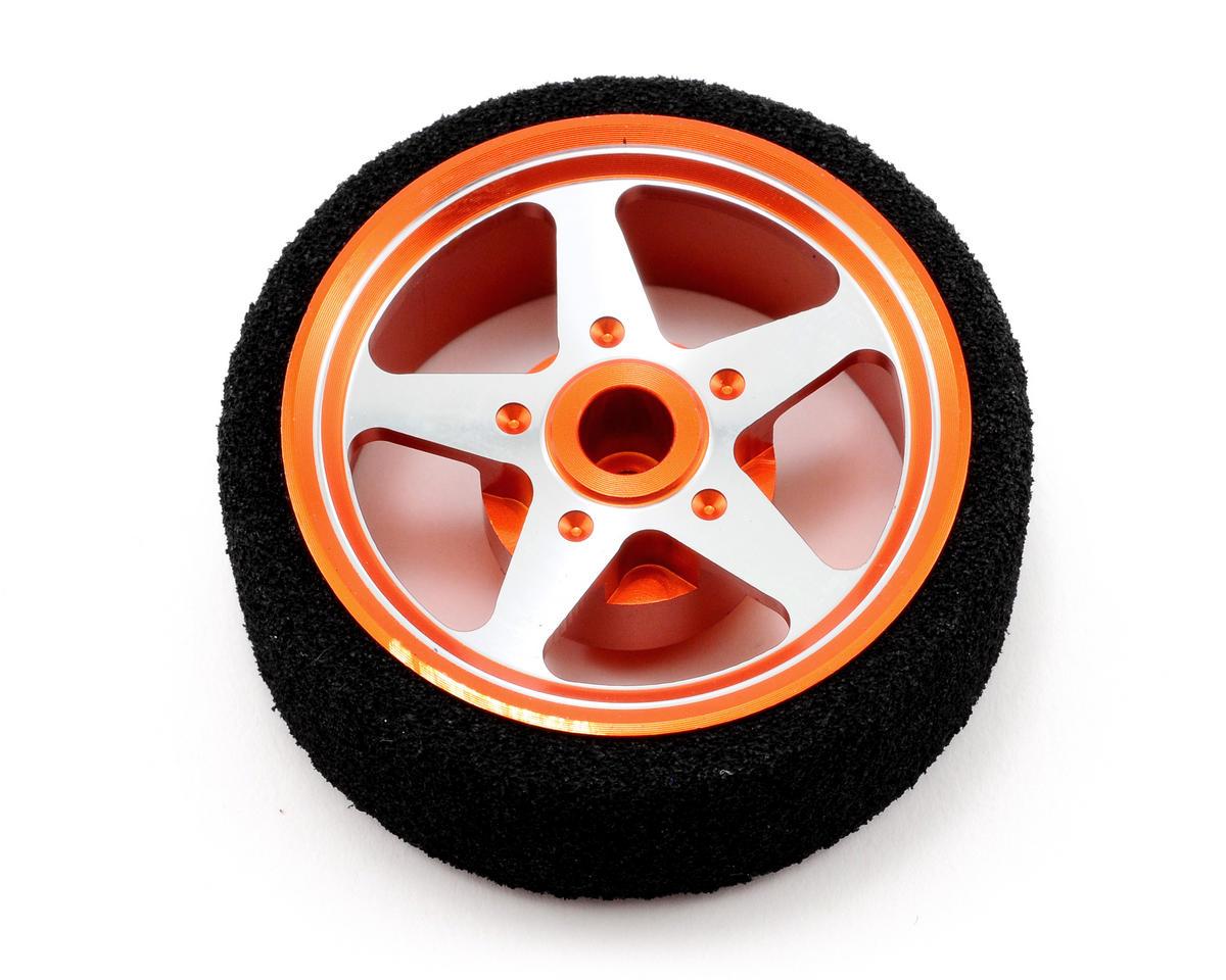 Dynamite Custom 5-Spoke Steering Wheel (Orange) (DX3R)