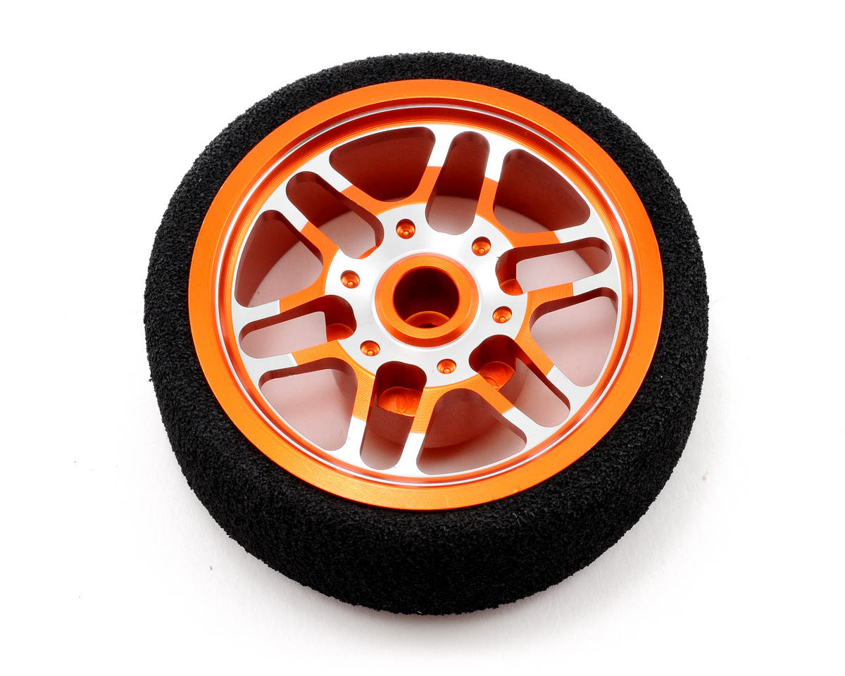 Dynamite DX3R PRO Custom Steering Wheel (Orange)