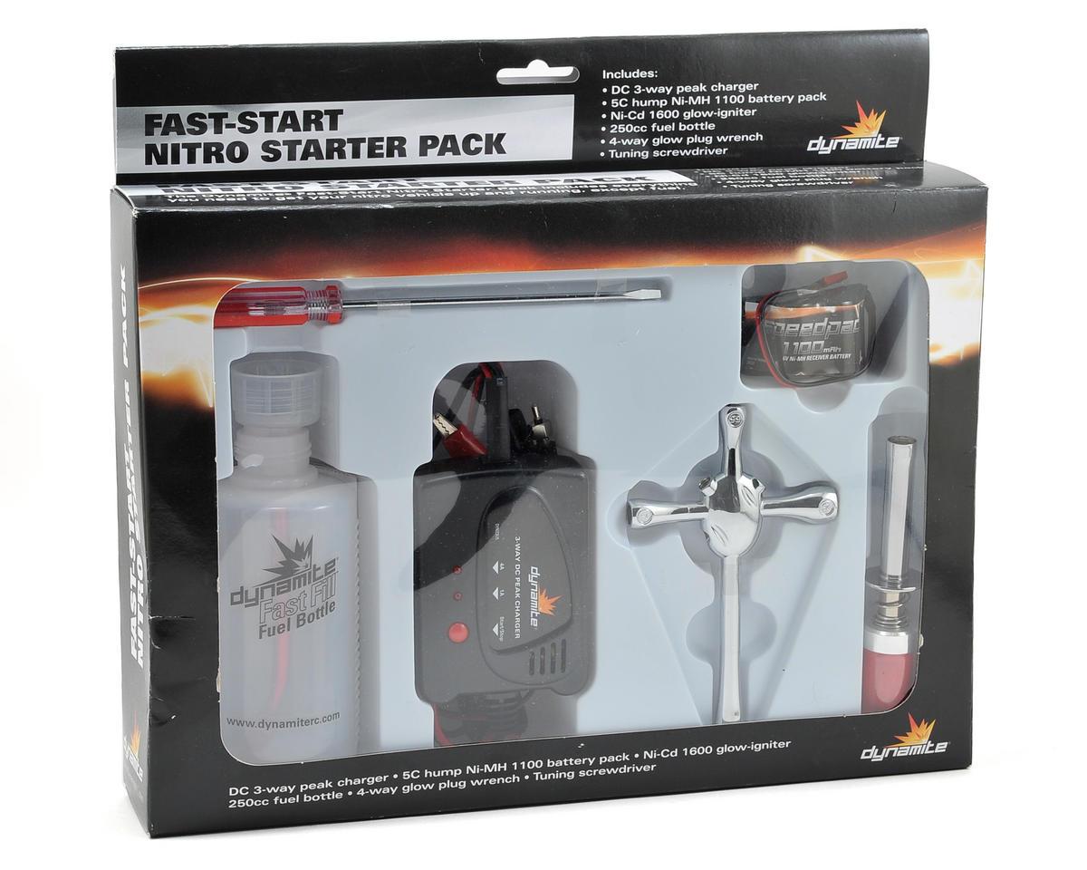 Dynamite Fast-Start Nitro Starter Pack