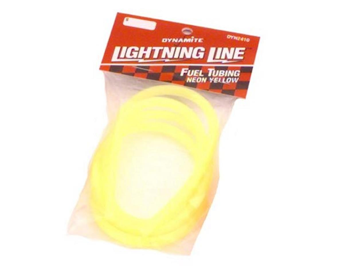 Dynamite Lightning Line, Neon Yellow, 3'