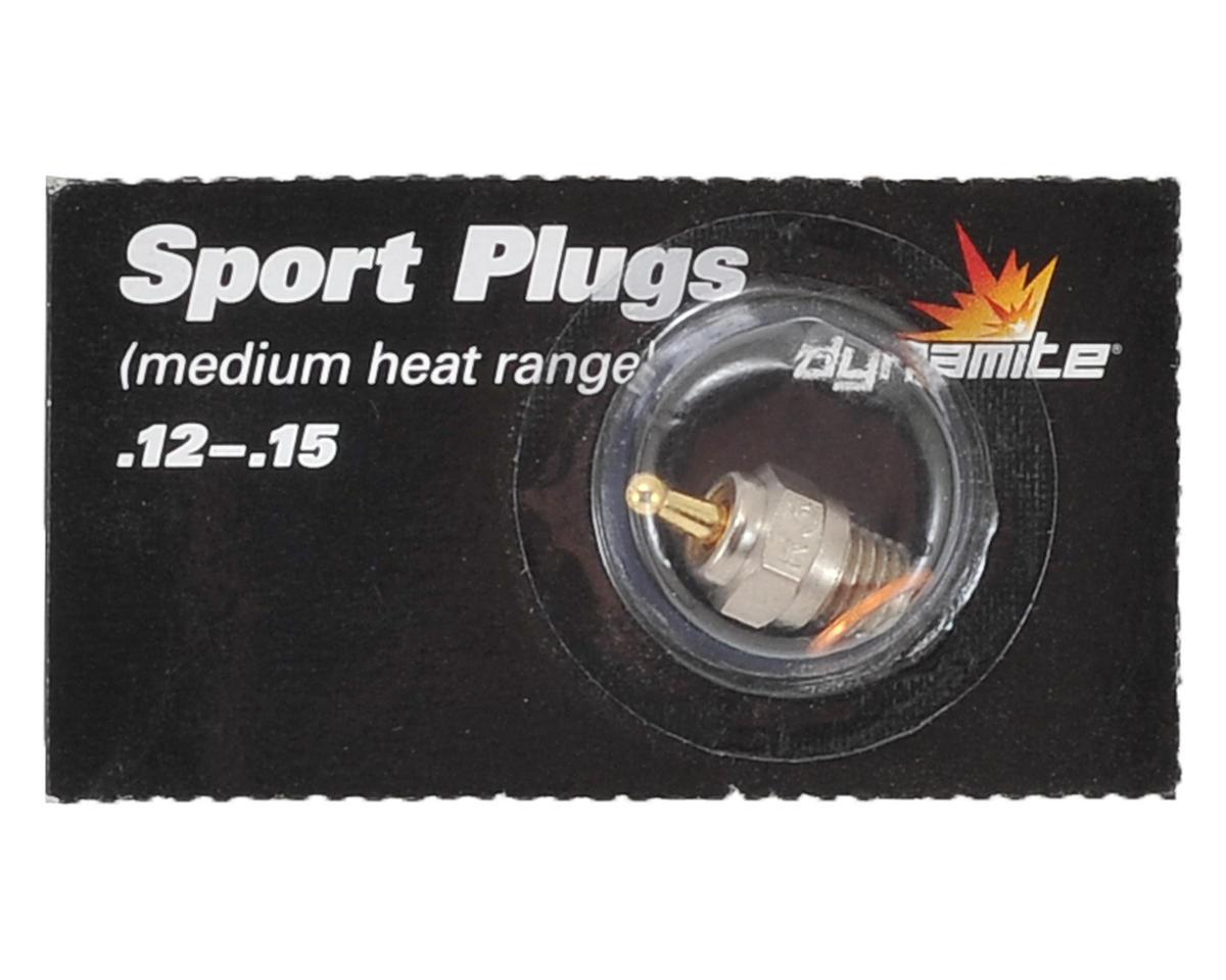 Dynamite Sport .12-.15 Glow Plug (Medium)