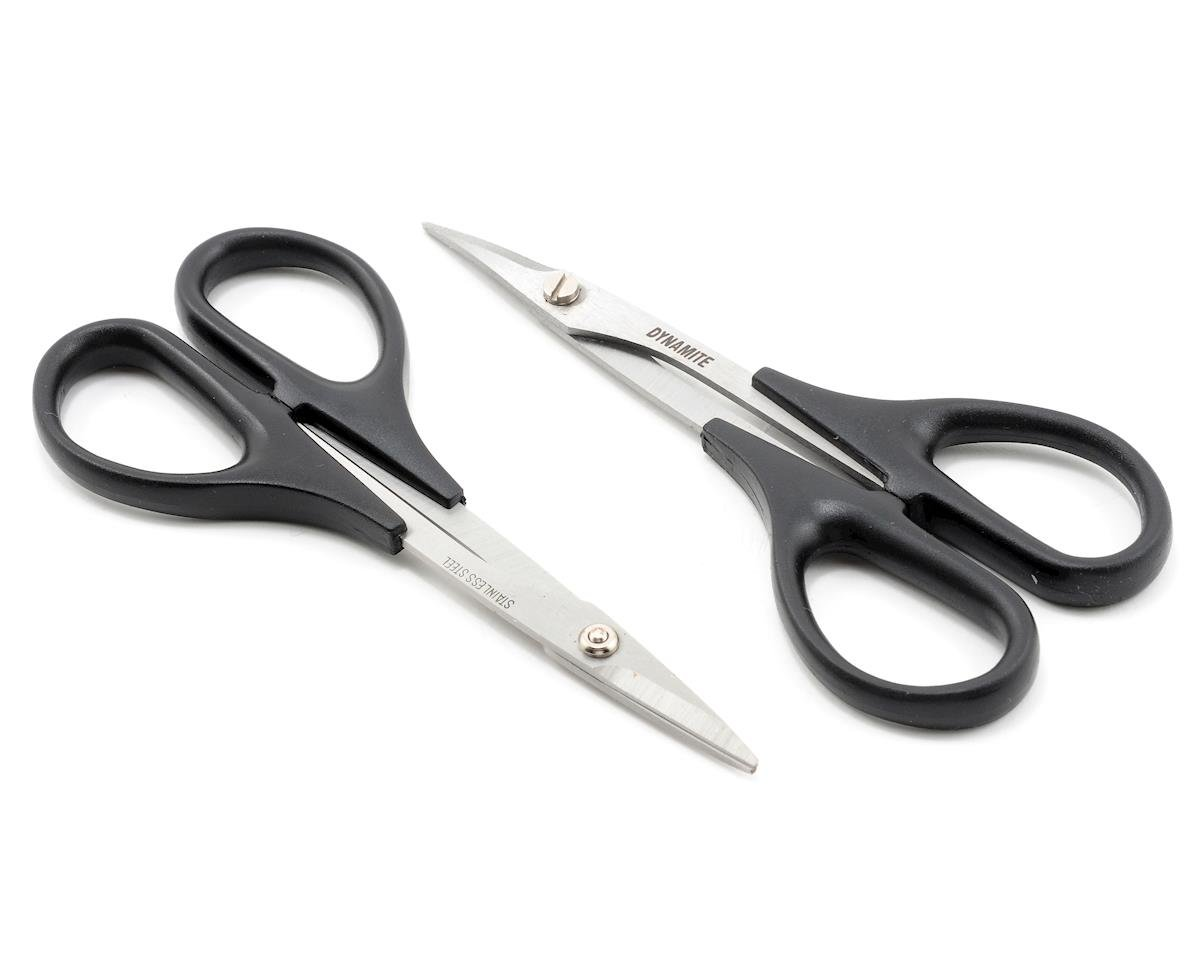 Dynamite Lexan Scissors (Curved/Straight)