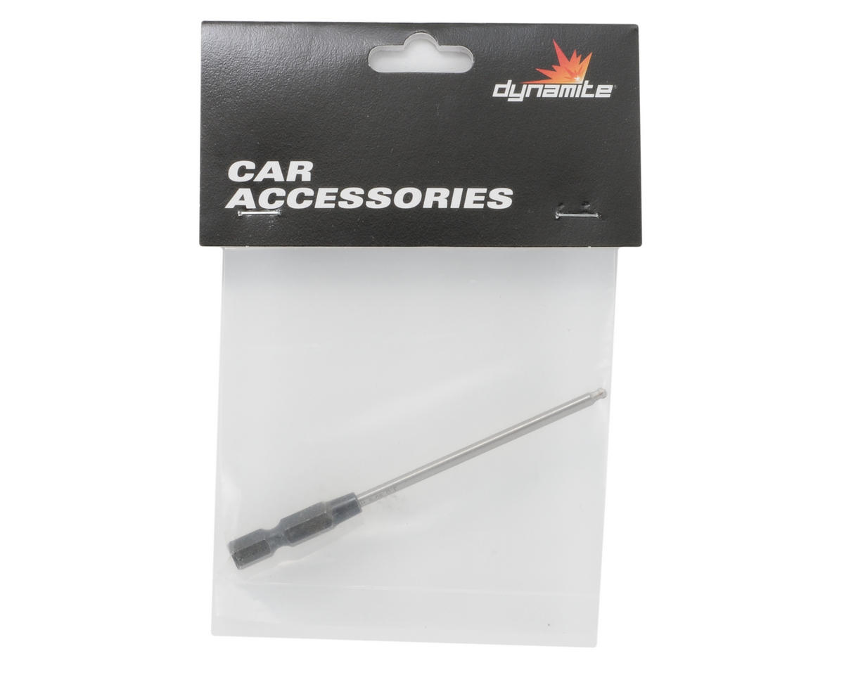 """1/4"""" Drive Hex Ball Wrench (3/32) by Dynamite"""