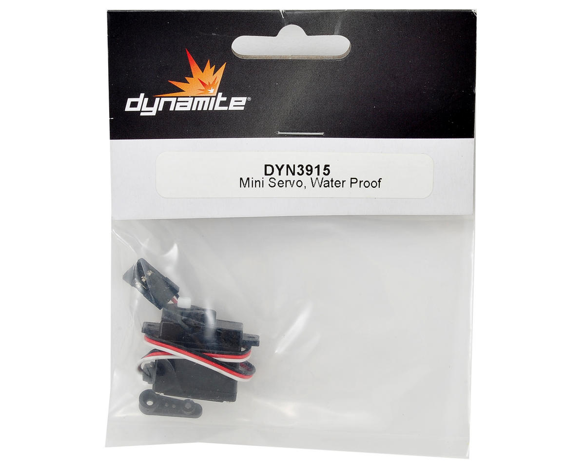 Dynamite Water Proof Mini Servo