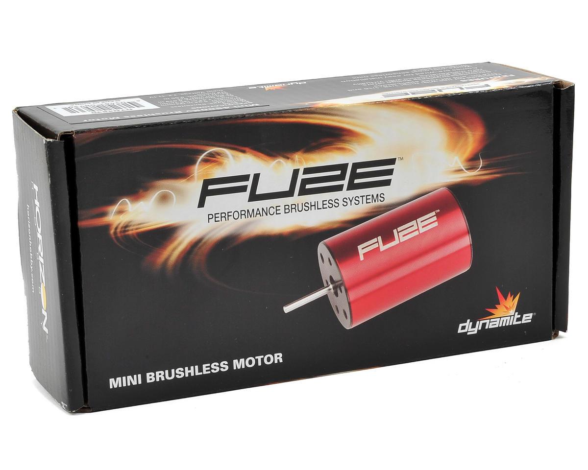 Fuze Mini Brushless Motor (4500kV) by Dynamite