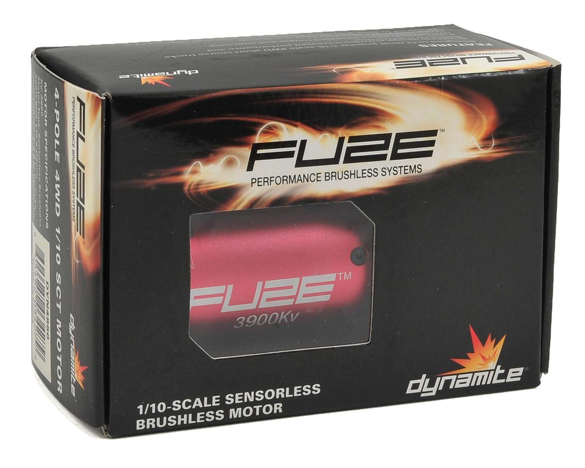Dynamite Fuze 540 4-Pole Brushless Motor (3900Kv)