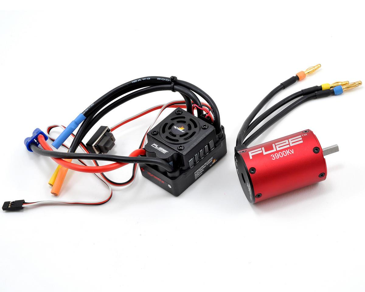 Dynamite Fuze 540 Sensorless Brushless System