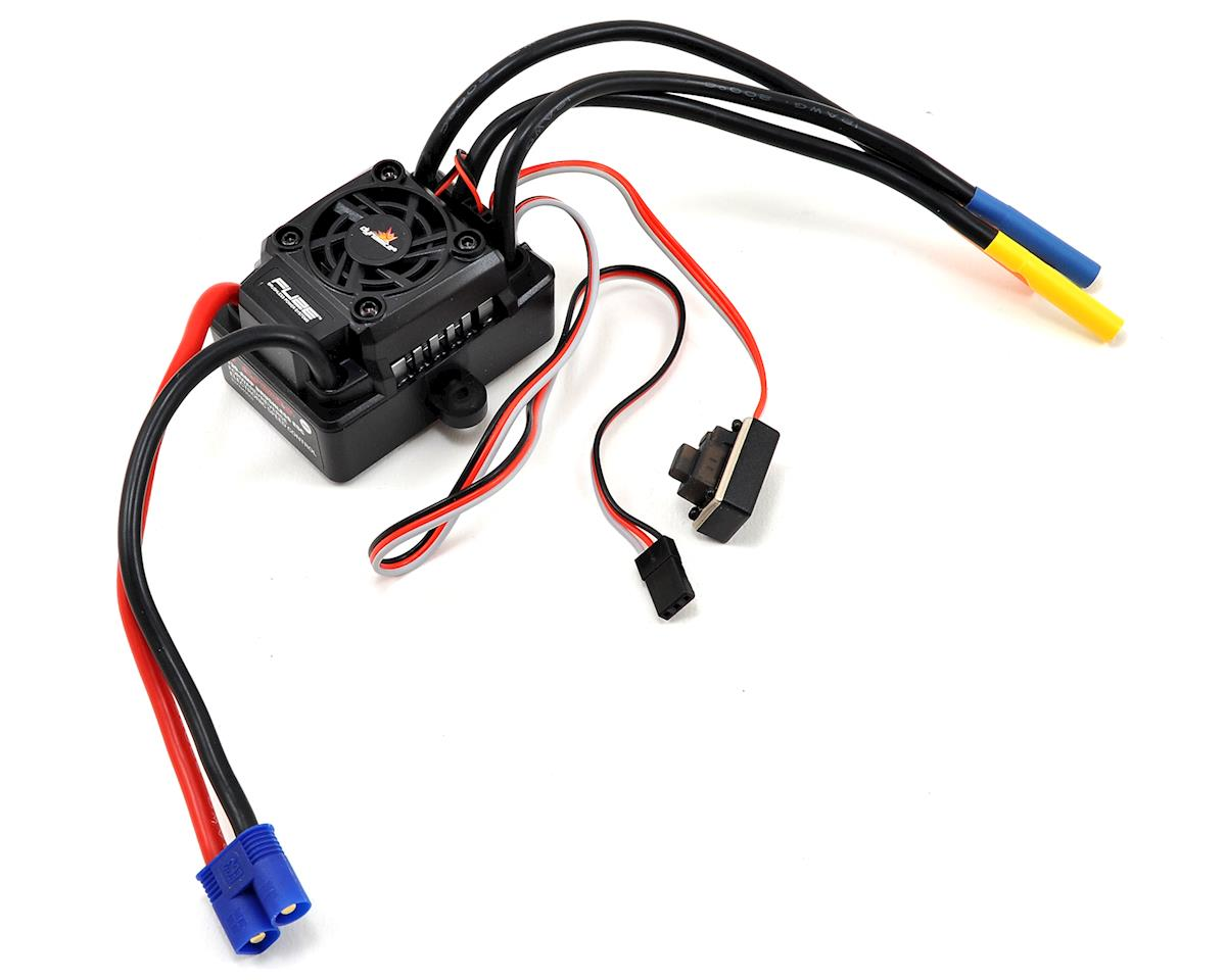 Dynamite Fuze 130A Sensorless Waterproof Brushless ESC (4WD SCT, 1/8) (Losi TEN Rally X)