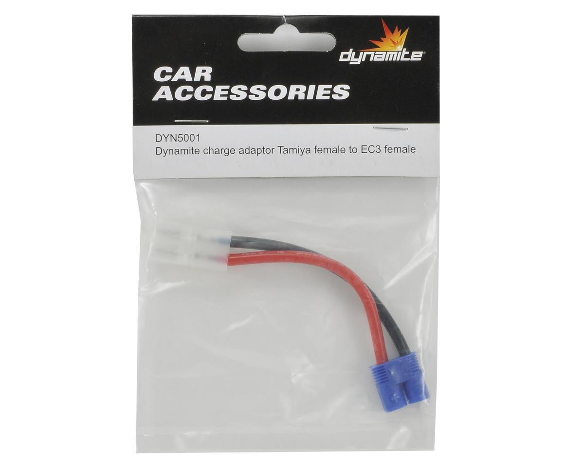 Dynamite Charge Adapter (Tamiya Female to EC3 Female)
