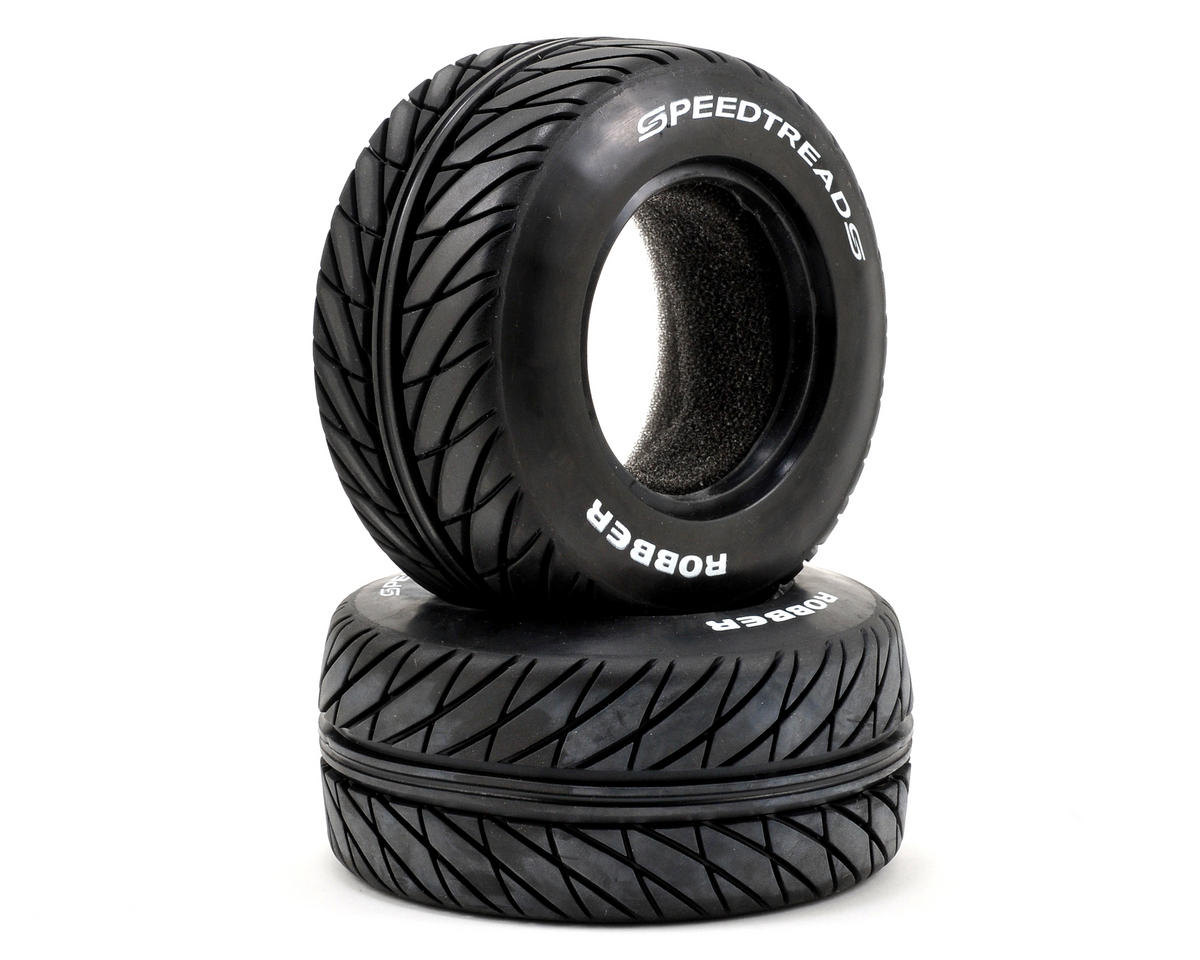 Speedtreads Robber Short Course Tires (2) by Dynamite