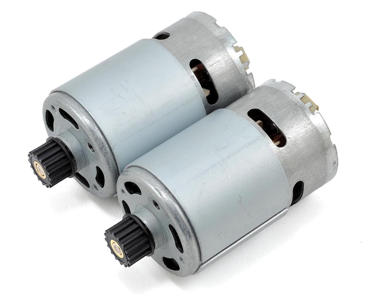 Dynamite 775 motor motor gear set dyn5652 cars for Small electric motor gears