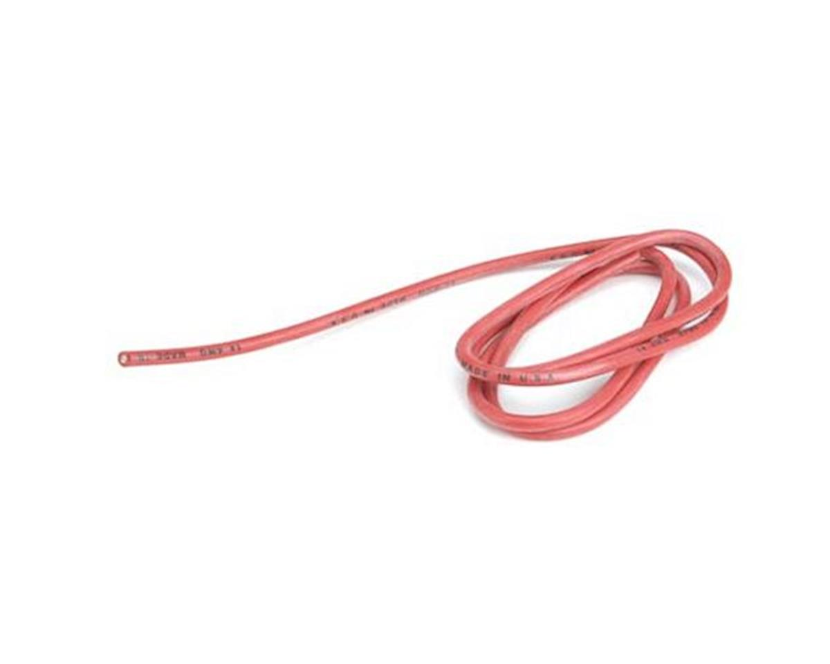 Dynamite 14AWG Silicone Wire 3', Red