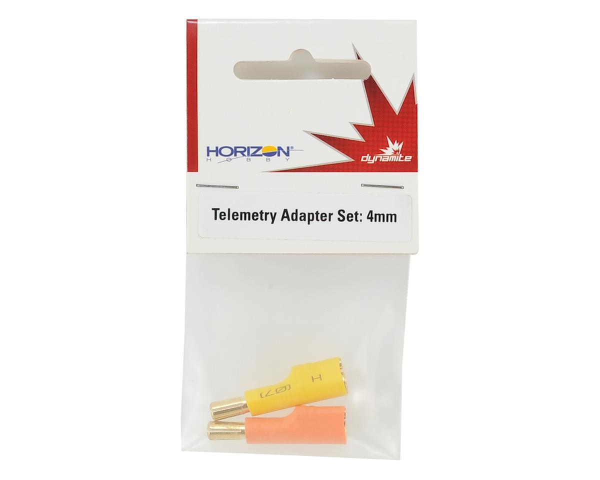 Dynamite 4mm Telemetry Adapter Set