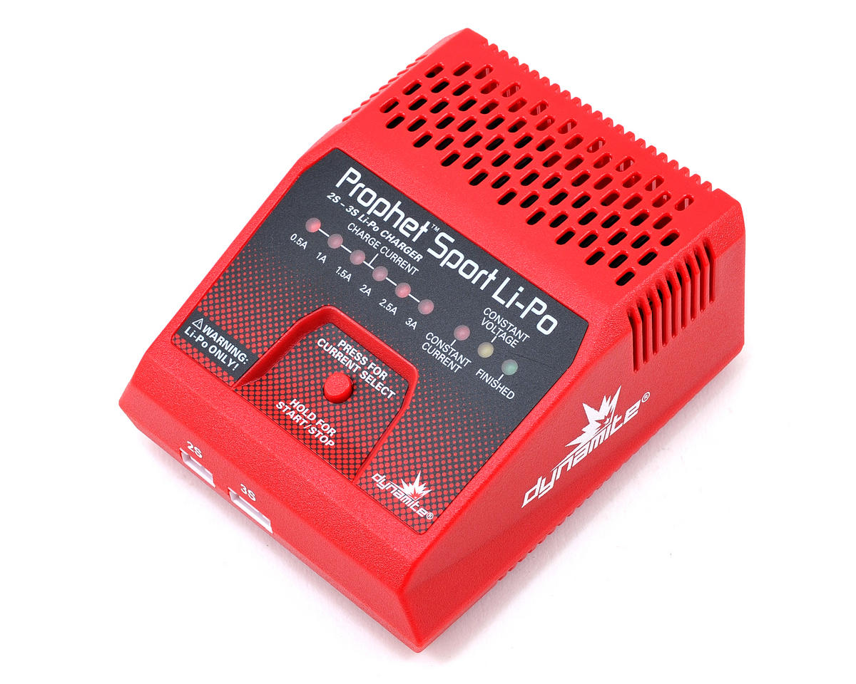 Dynamite Prophet Sport LiPo AC Charger (3S/3A/35W)