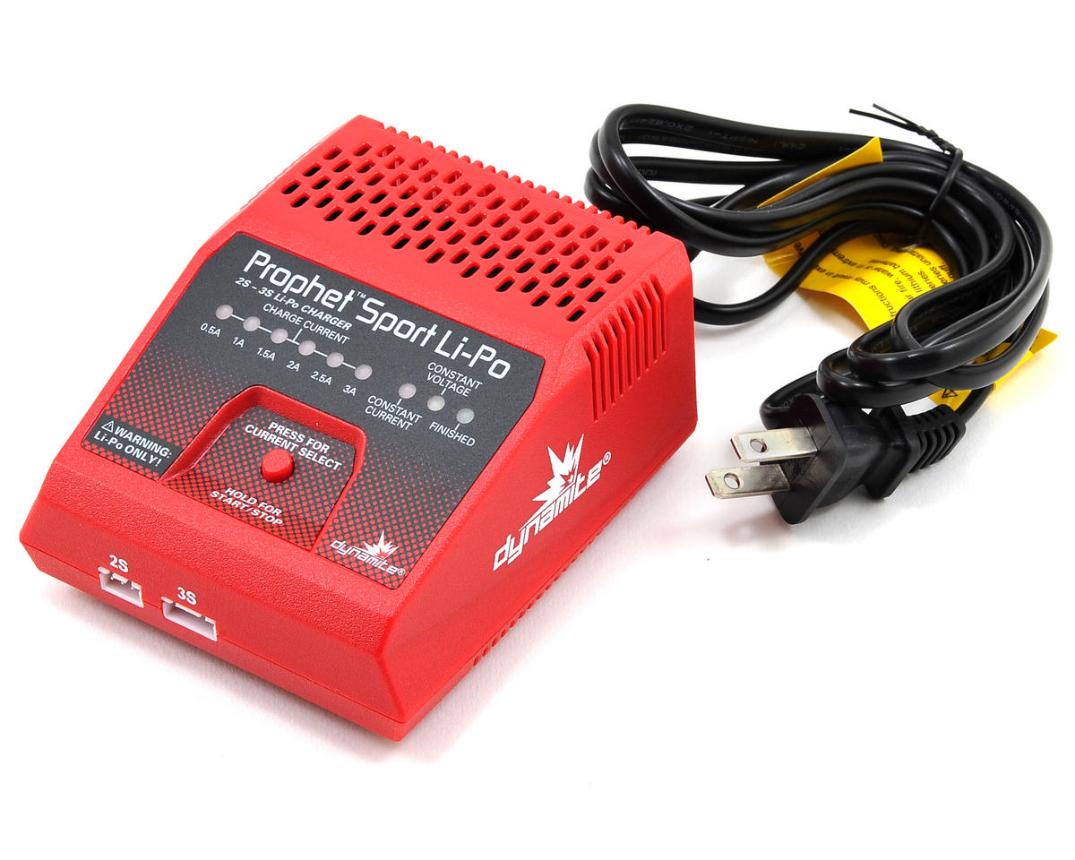 Dynamite Prophet Sport LiPo AC Battery Charger (3S/3A/35W)