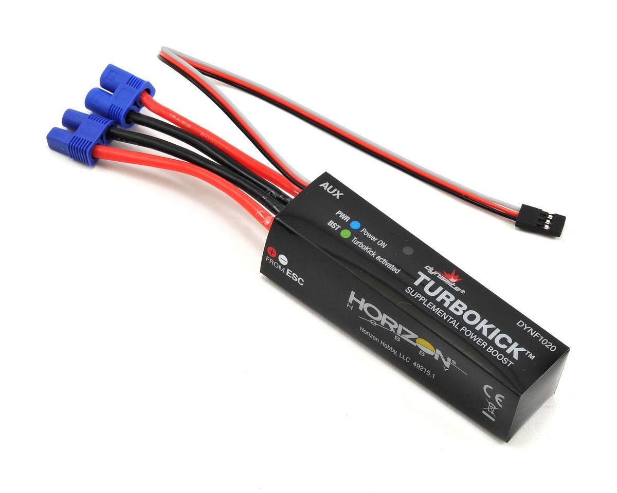 Dynamite Turbo Kick Supplemental Power Booster