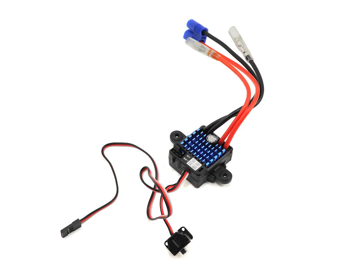 Dynamite 60A Marine Waterproof Brushed ESC (Pro Boat Stealthwake 23)