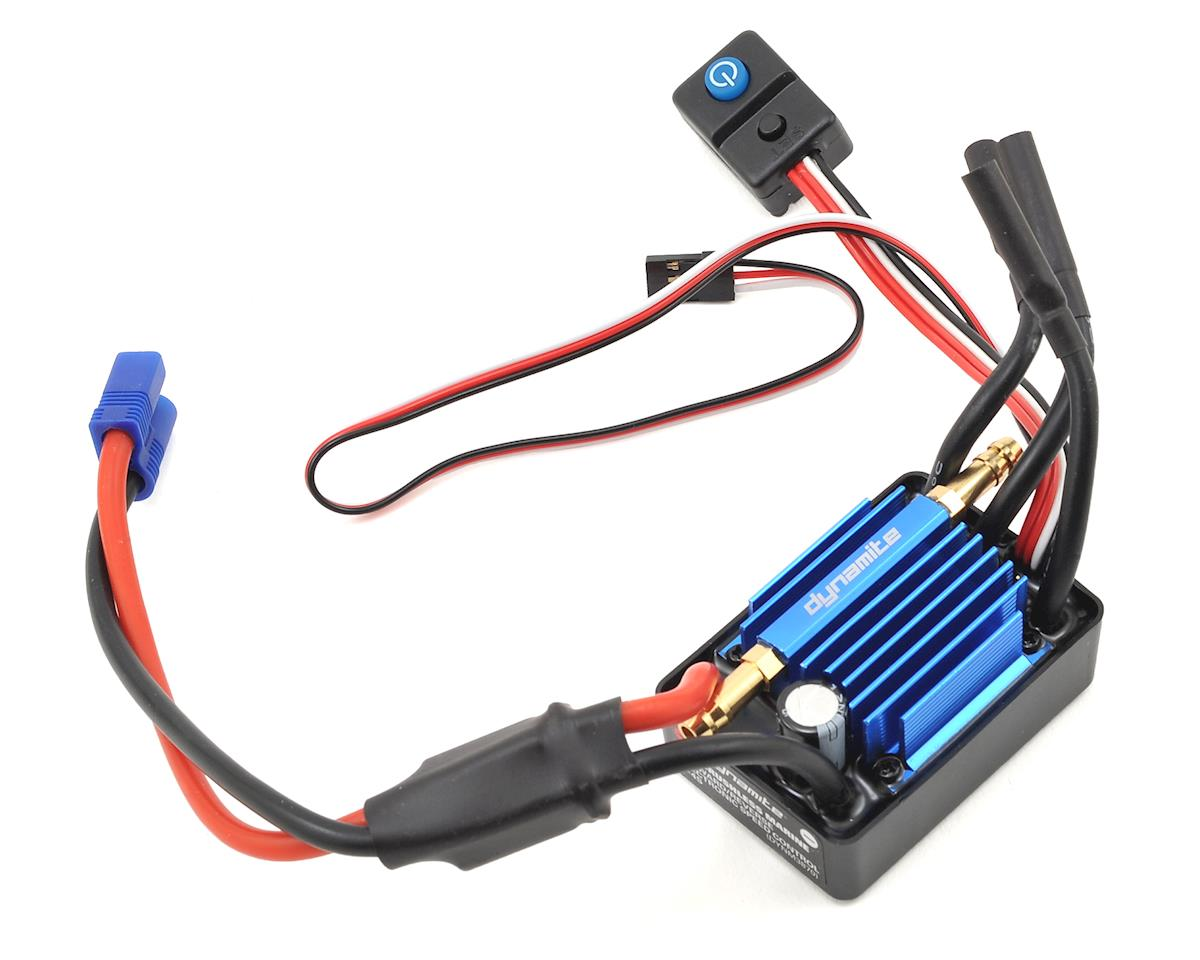 90A Brushless Waterproof Marine ESC (2-4S) by Dynamite
