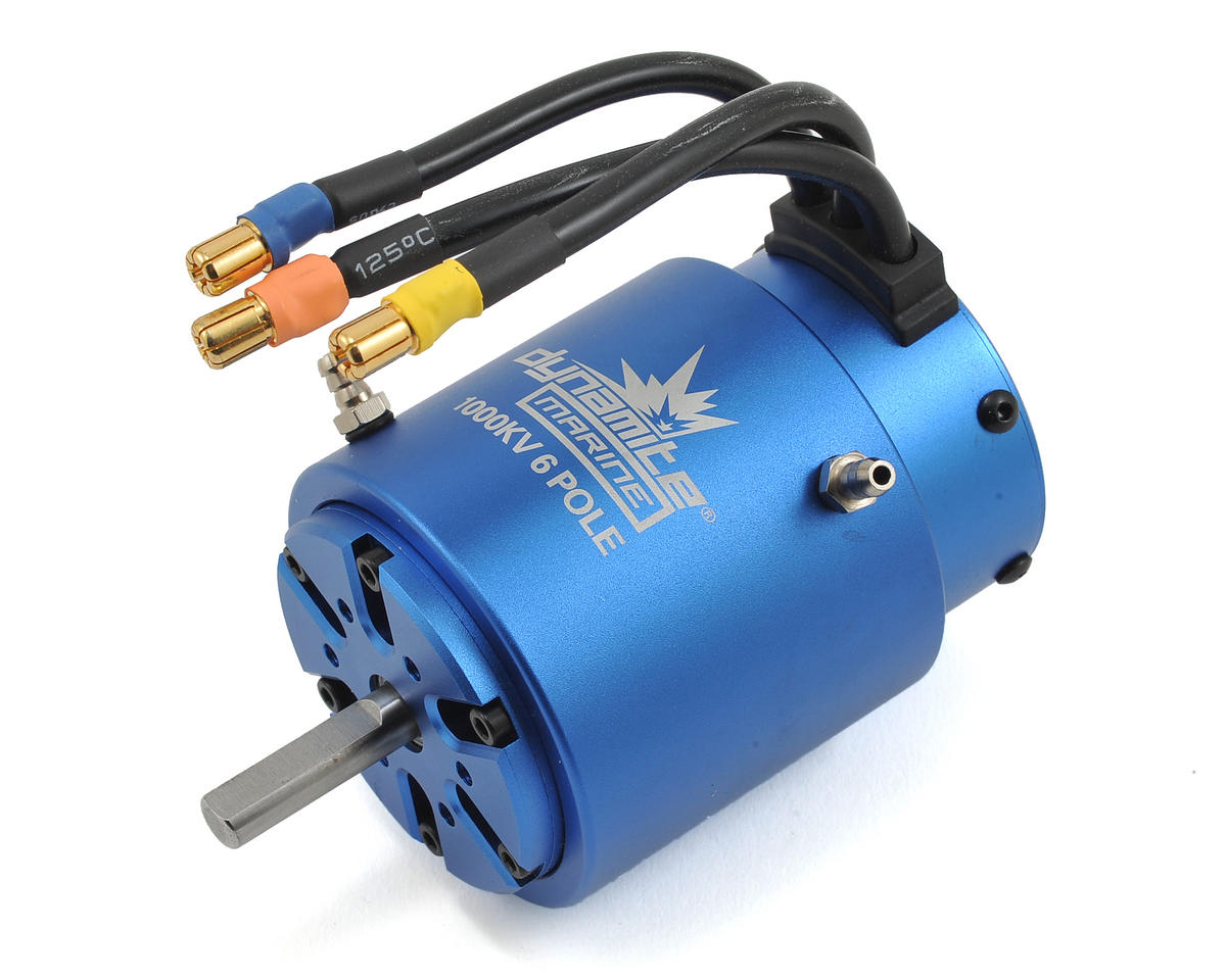6P BL 1000Kv Water Proof Marine Motor