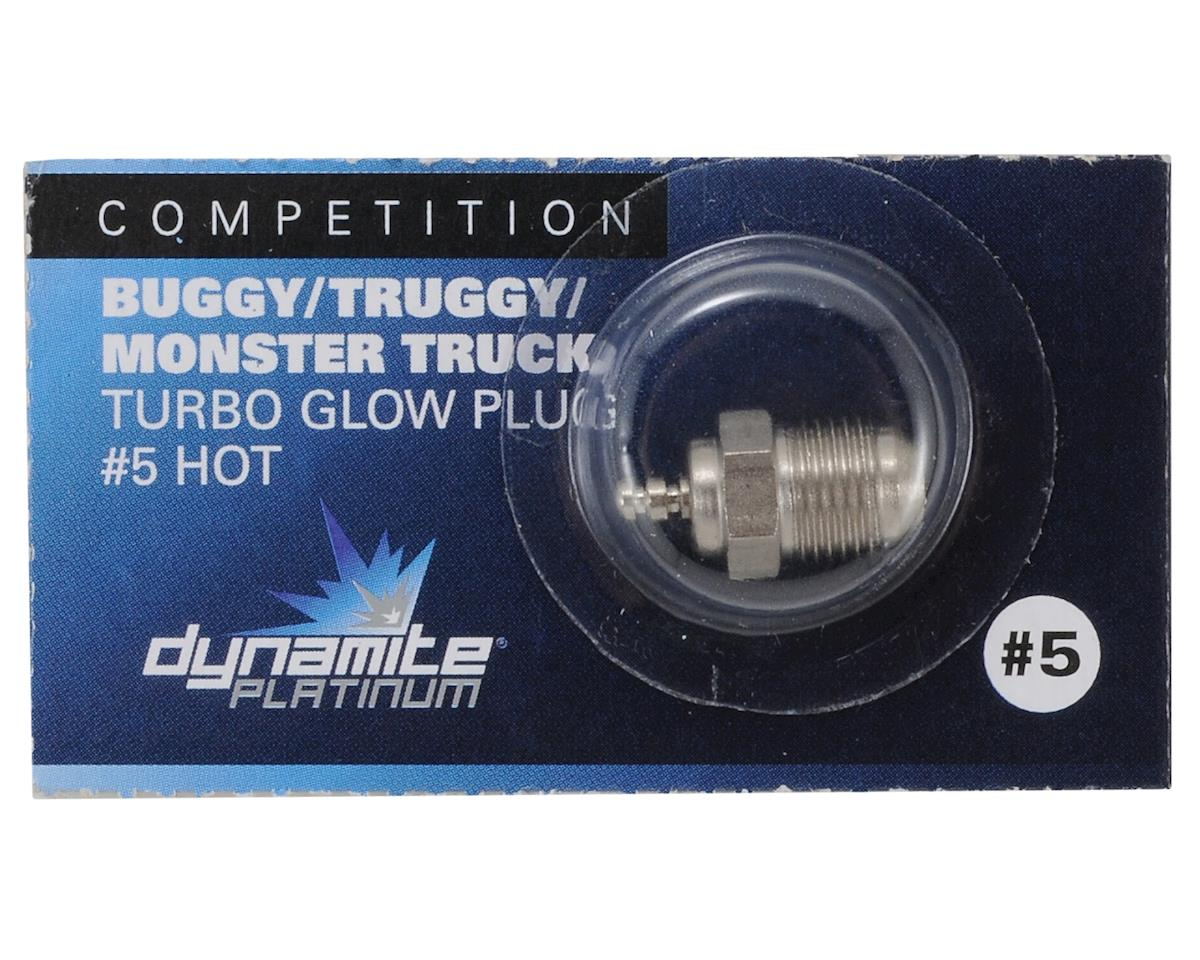 Platinum Series Turbo Glow Plug (#5 - Hot) by Dynamite