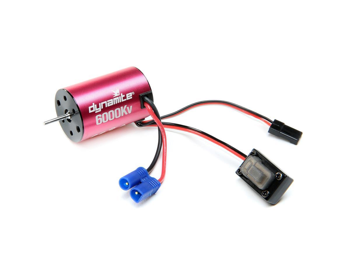 Dynamite Brushless Motor/ESC 2-in-1 Combo (6000Kv) (Losi Mini-T 2.0)