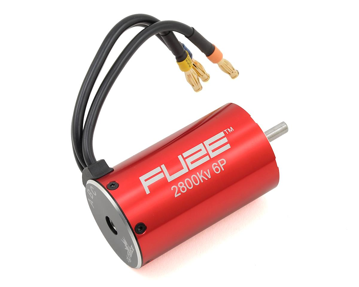 FUZE 6-Pole Brushless Motor (2800kV) by Dynamite