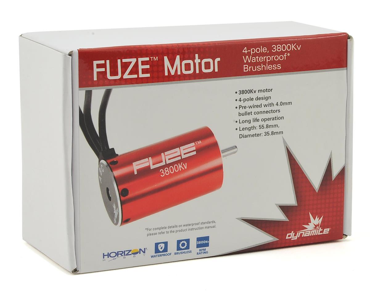 Dynamite FUZE 550 Waterproof Brushless Motor (3800kv)