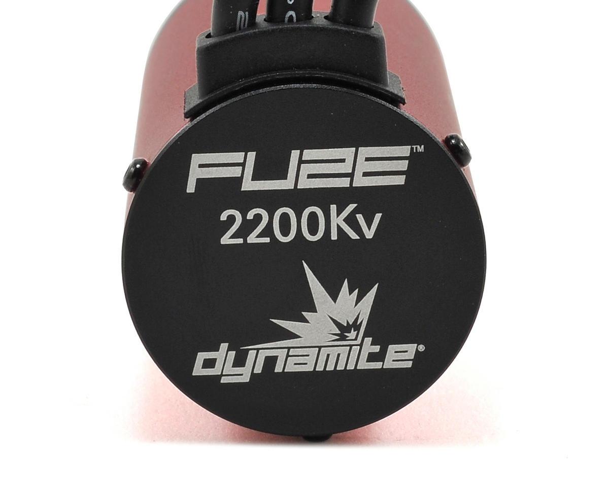 Dynamite Fuze 1/8 Brushless Motor (2200kV)