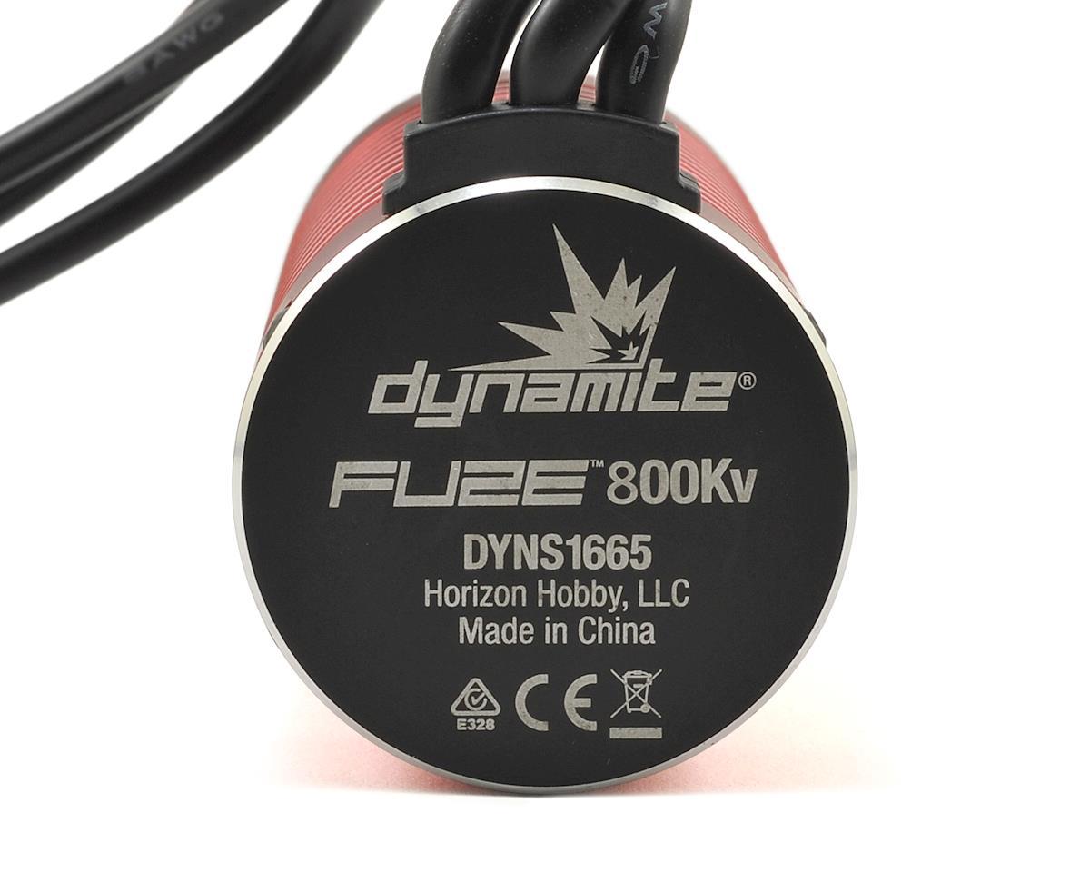 Dynamite Fuze 1/5 6-Pole Brushless Motor (800kV)