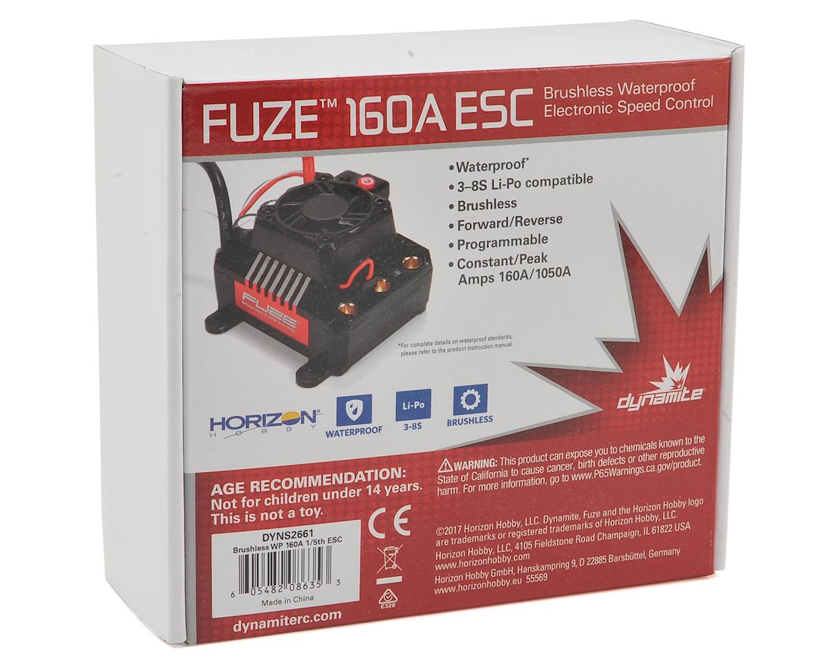 Dynamite FUZE 1/5 8S 160A Waterproof Brushless ESC