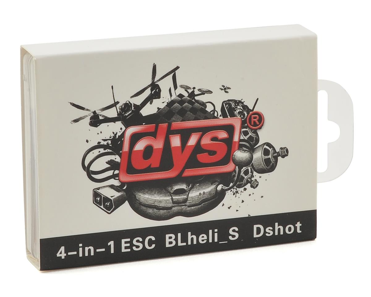 DYS F30A 4-in-1 BLHeli_S ESC